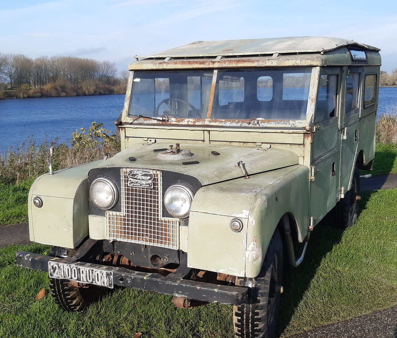"""Land Rover Series 1 107"""""""
