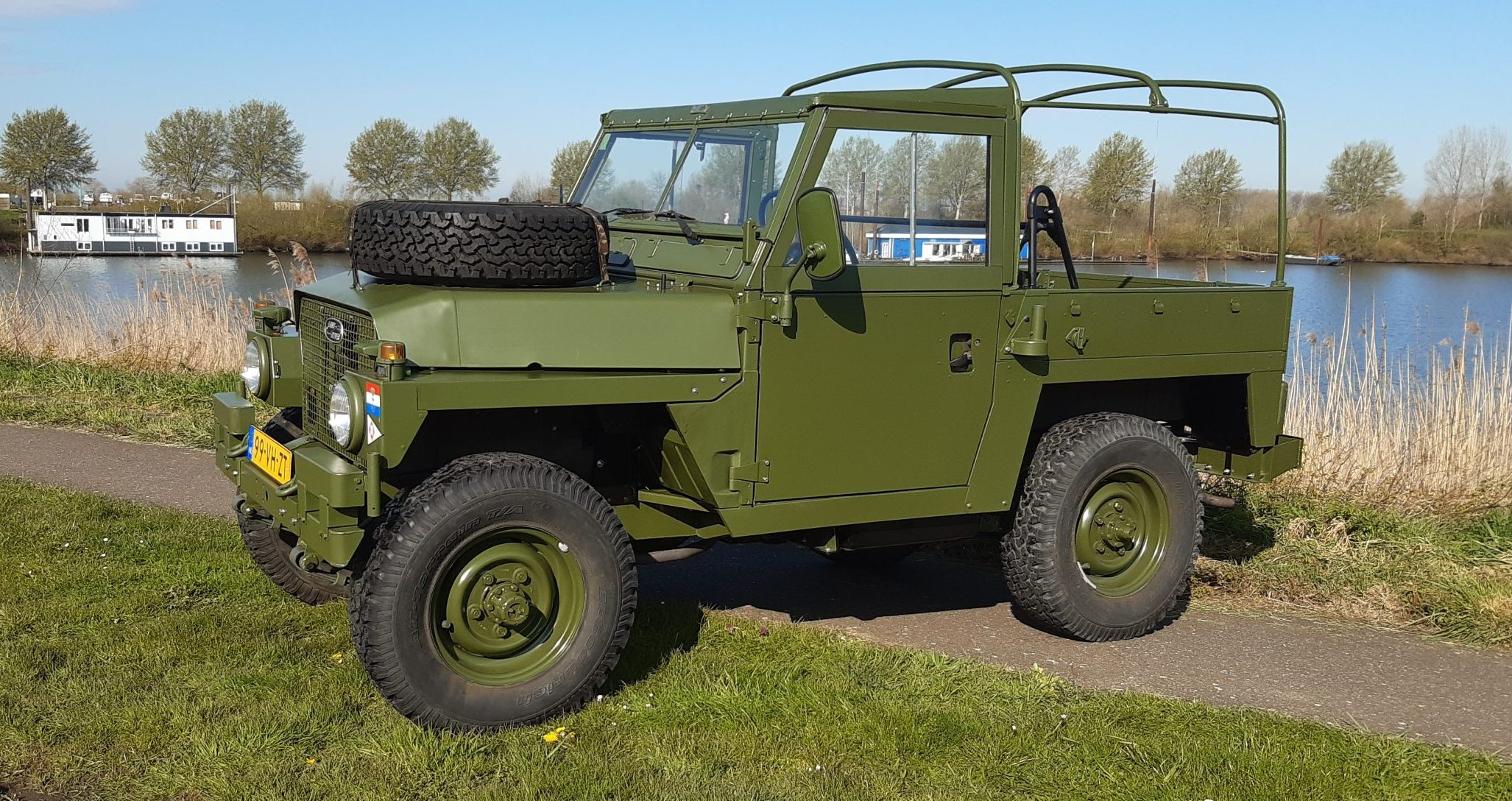 """LR Series III 88"""" Lightweight"""
