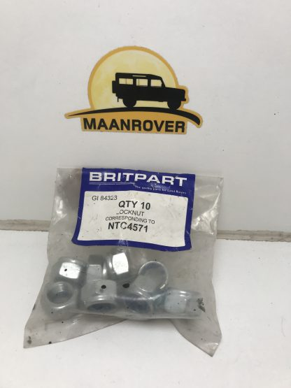 NTC4571 Nut M12 Nyloc